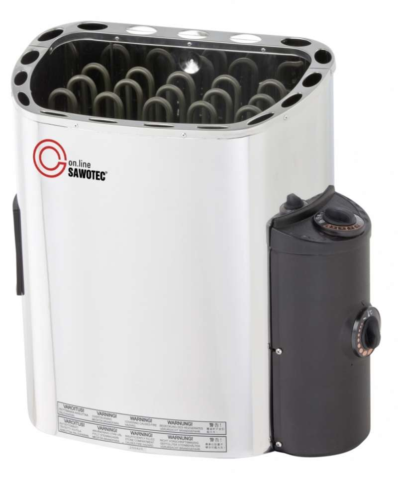 Scandia NB heater 4,5 Kw (with control unit incorporated)