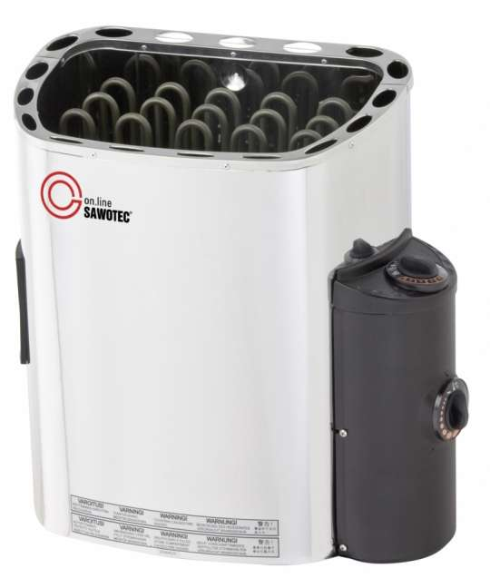 Scandia NB heater 8,0 Kw (with control unit incorporated)