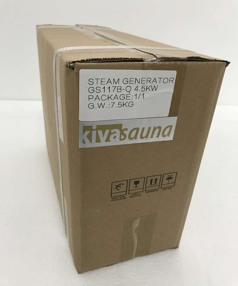 Generatore Di Vapore Per Bagno Turco Professionale 4 5 Kw