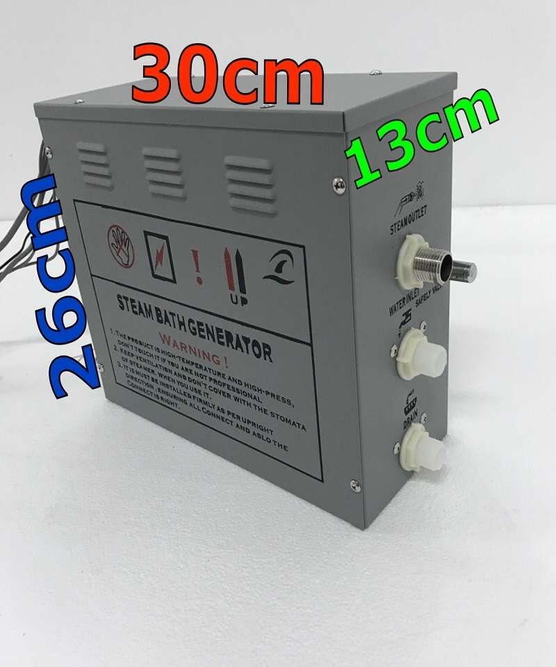 Generatore Di Vapore Per Bagno Turco Professionale 3 Kw