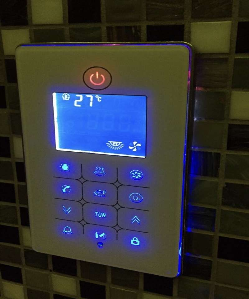 Generatore di vapore per bagno turco professionale 2 8 kw - Coibentazione bagno turco ...